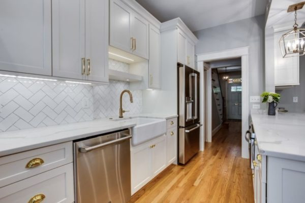 """Remodeling Stories: A Kitchen Remodel """"Due"""" For A Change"""