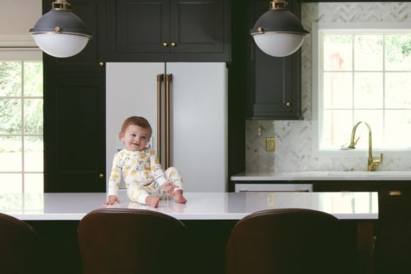 Kitchen Love Story: A Family Redesigns their Life by Redesigning Their Kitchen