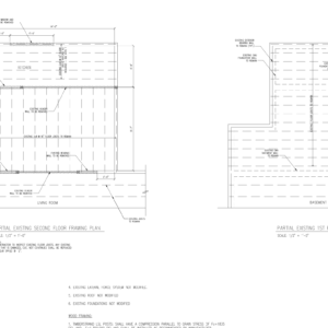 structural drawings dc