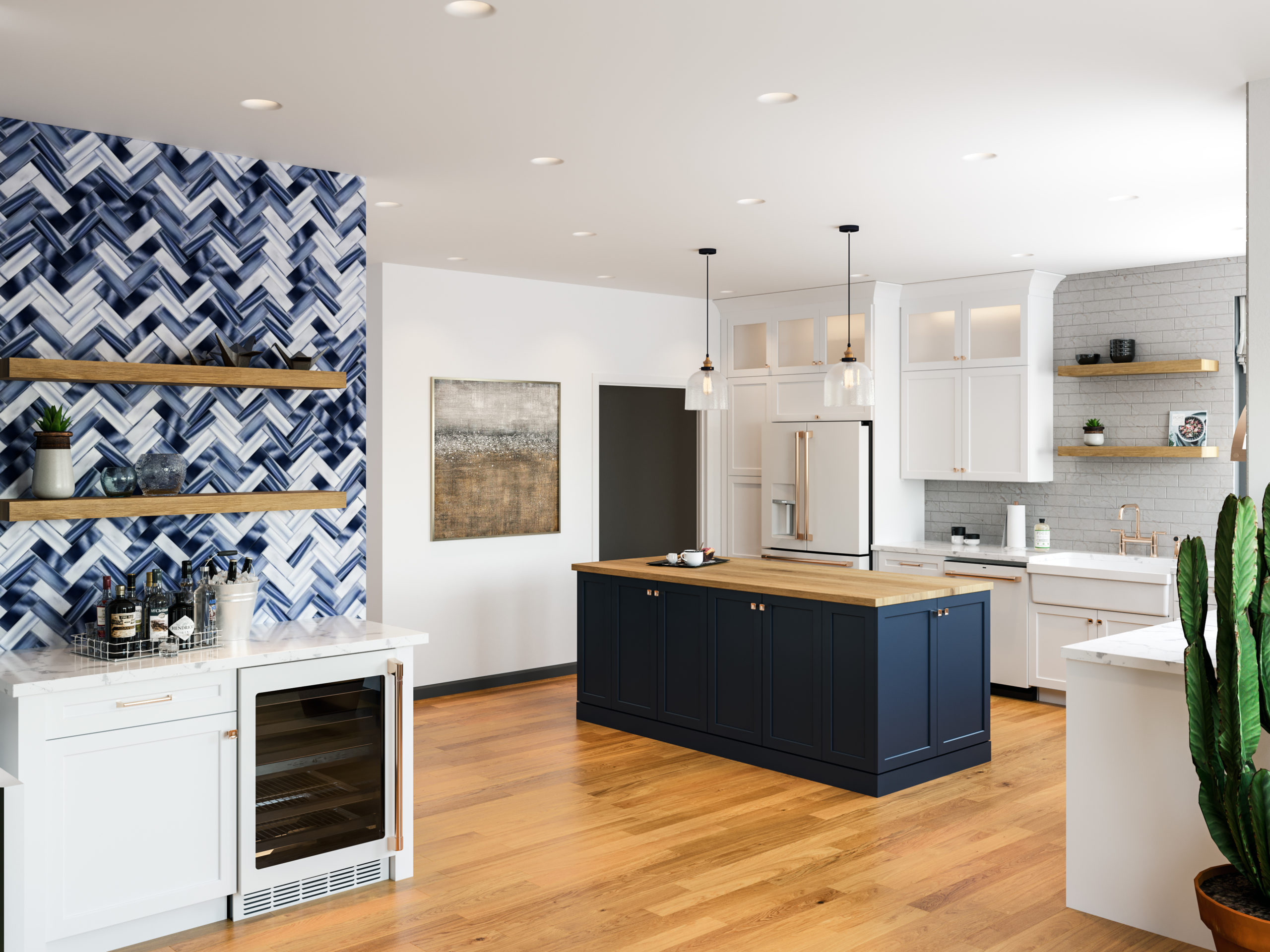 Remodel Review: Waypoint vs. Dura Supreme Cabinetry