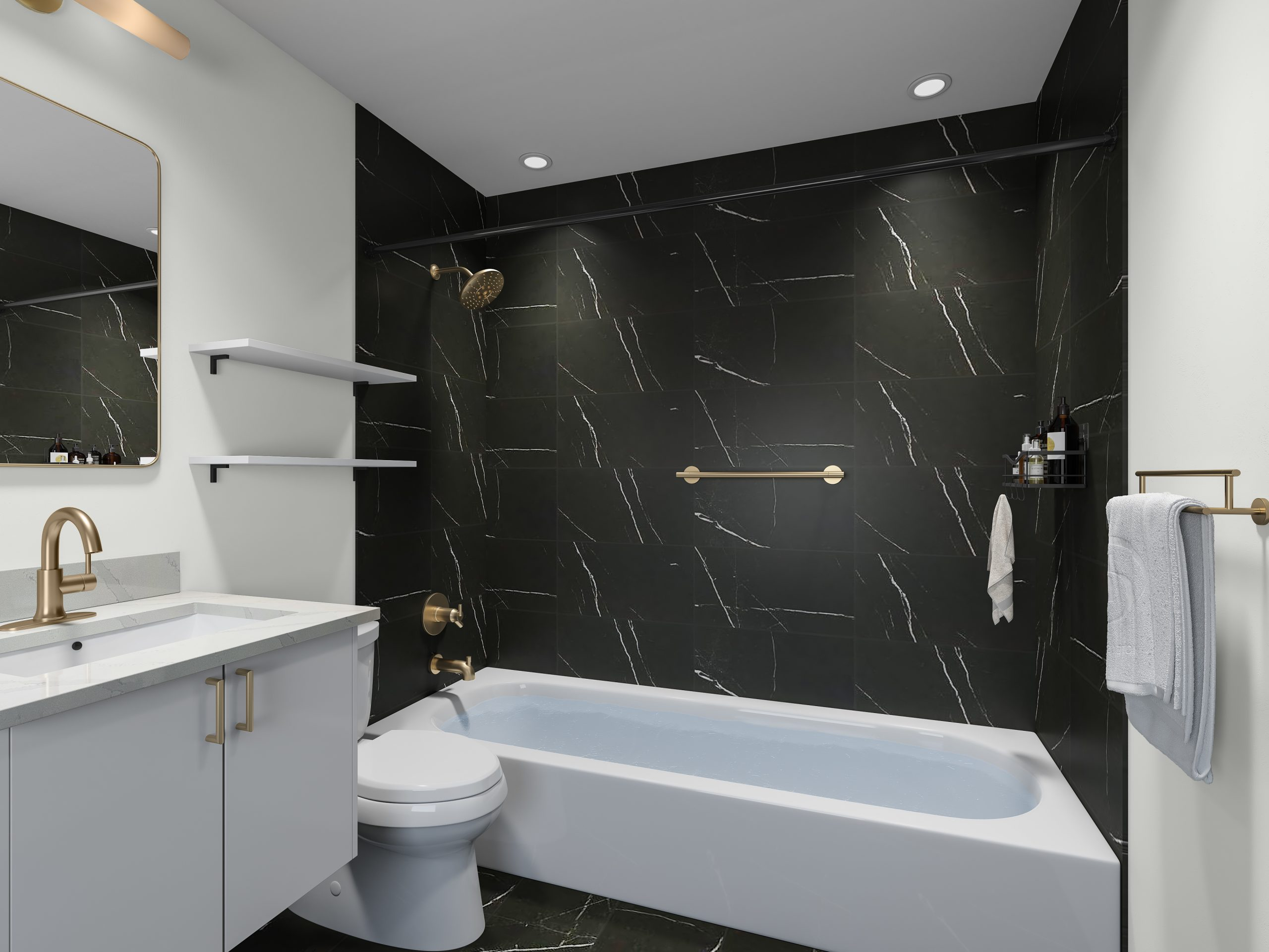 NYC B&W Meets Old Town Alexandria $24,838.60